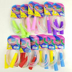 12 PCS  Kids Jump Rope Children Fun Gift for Party Bag Assor