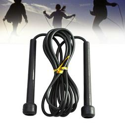 1x Wire Skipping Adjustable Jump Rope Fitness Sport Gym Exer