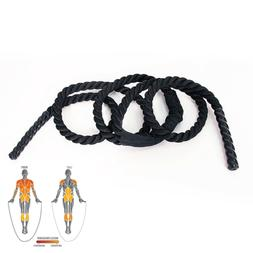 25mm heavy jump rope crossfit weighted battle