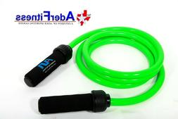 Ader 3 lb Green Weighted Jump Rope