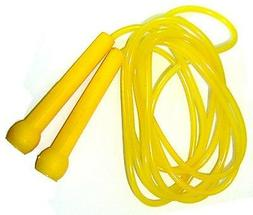 4Fit Plastic Skipping Rope PVC Speed Jump Rope Fitness Exerc