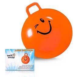 Deluxe Hopping Ball for Kids - Teenagers and Adults, Offers