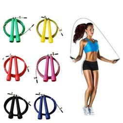 Accessories Aerobic Exercise Skip Rope ABS Handle  Jump Rope