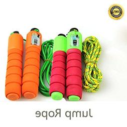 BeautyMood 2 pair Adjustable Counter Jump Rope for Kids / Wo