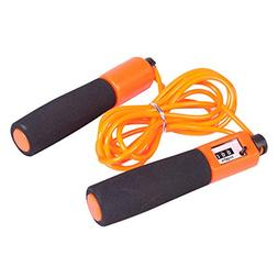 SuXess Fitness Gear Adjustable Length Jump Rope | Best Worko