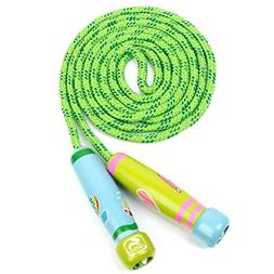 Adjustable Skipping Rope Fitness Speed Jump Exercise Jumping