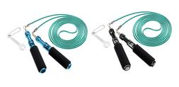 aero speed jump rope with green hornet