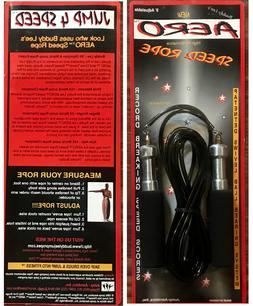 Aero Speed Training Jump Rope-  Buddy Lee