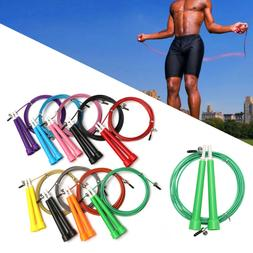 Aerobic Exercise Fitness Accessories Skip Rope Steel Wire AB