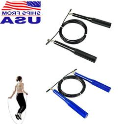 Aerobic Exercise Fitness Jump Rope Skipping Adjustable Beari