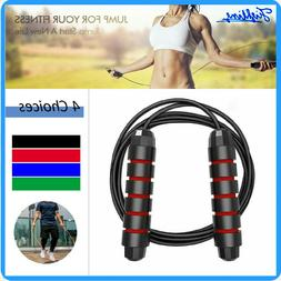Aerobic Exercise Skipping Jump Rope Crossfit Speed Weighted