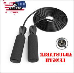 Aerobic Jump Rope Exercise Boxing Adjustable length Bearing