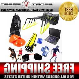 New Speed and Agility Training Kit with Free Carry Bag and D