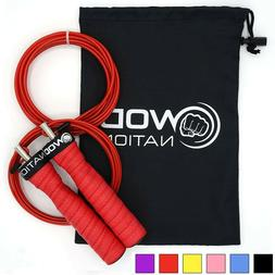 attack speed jump rope