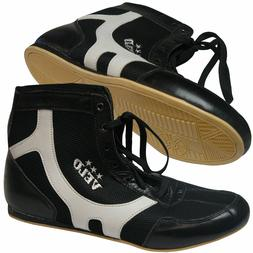 VELO Boxing Boots Shoes Mens Gym Training Adult Sports Wrest