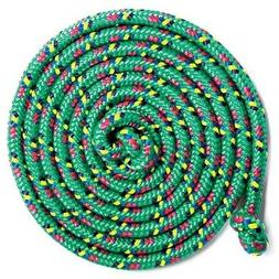 Just Jump It C16-RS 16' Confetti Jump Rope-Green