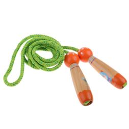 Child Jump Rope Skipping Skip Ropes Kids Outdoors Exercise S