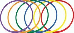 """30"""" Deluxe Colored Hoops"""