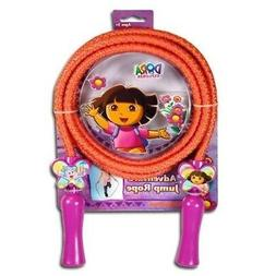 What Kids Want Dora Shaped Handle Jump Rope