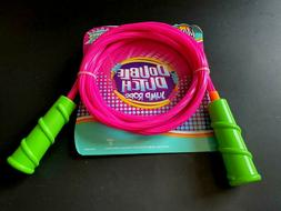 Double Dutch Jump Rope Handle 7 Inches Ages 6+ Brand New