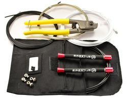 Double Under Training Jump Rope Kit by EliteSRS Fitness