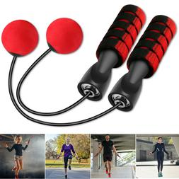 Exercise Jump Rope Skipping Ropeless Cordless Jumping Rope W