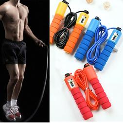 Fitness Accessories Electronic Counting Skip Rope Anti Slip
