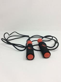 FitnessFactor Featherlight Speed Jump Rope Tangle-Resistant