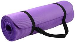 BalanceFrom BFGY-AP6PP Go Yoga All Purpose Anti-Tear Exercis