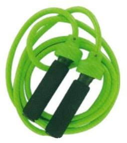 1 Pound Green Deluxe Weighted Jump Rope