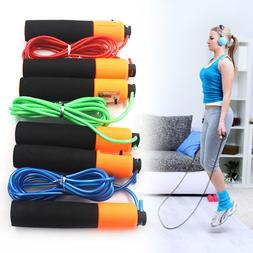 Gym Exercise Fitness Digital Adjustable LCD Skipping Jump Ro