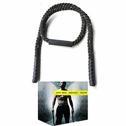 Tonyko Heavy Jump Rope, Weighted Jump Rope