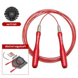 High Speed Jump Rope Adjustable with Ball Bearing MMA Boxing