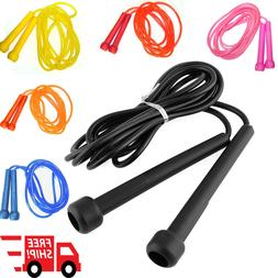 ISH Plastic Skipping Rope Fitness Exercise Speed Jump Rope G