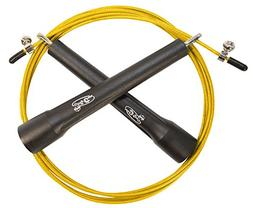 JollyGear Skipping Jump Rope with Quality Stainless Steel Ti