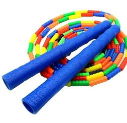 Jump Rope 280 cm Home Non-Slip Sports Kids Fitness Workout