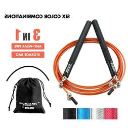 Jump Rope Professional Skipping Boxing Fitness Training Exer