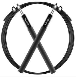 JEFlex Jump Rope Skipping Rope Adjustable 10 Feet for Exerci