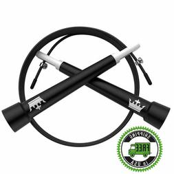 King Athletic Jump Rope Skipping Rope for Speed Skip Trainin