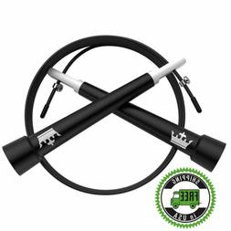 King Athletic Jump Rope Skipping Rope for Workout and Speed