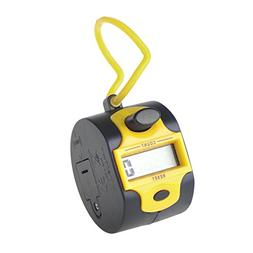 BuyJumpRopes GOGO Electronic Counter, Yellow