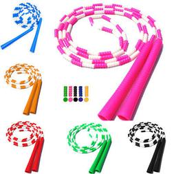 Jump Rope Beaded Segmented Training Equipment -free Durable