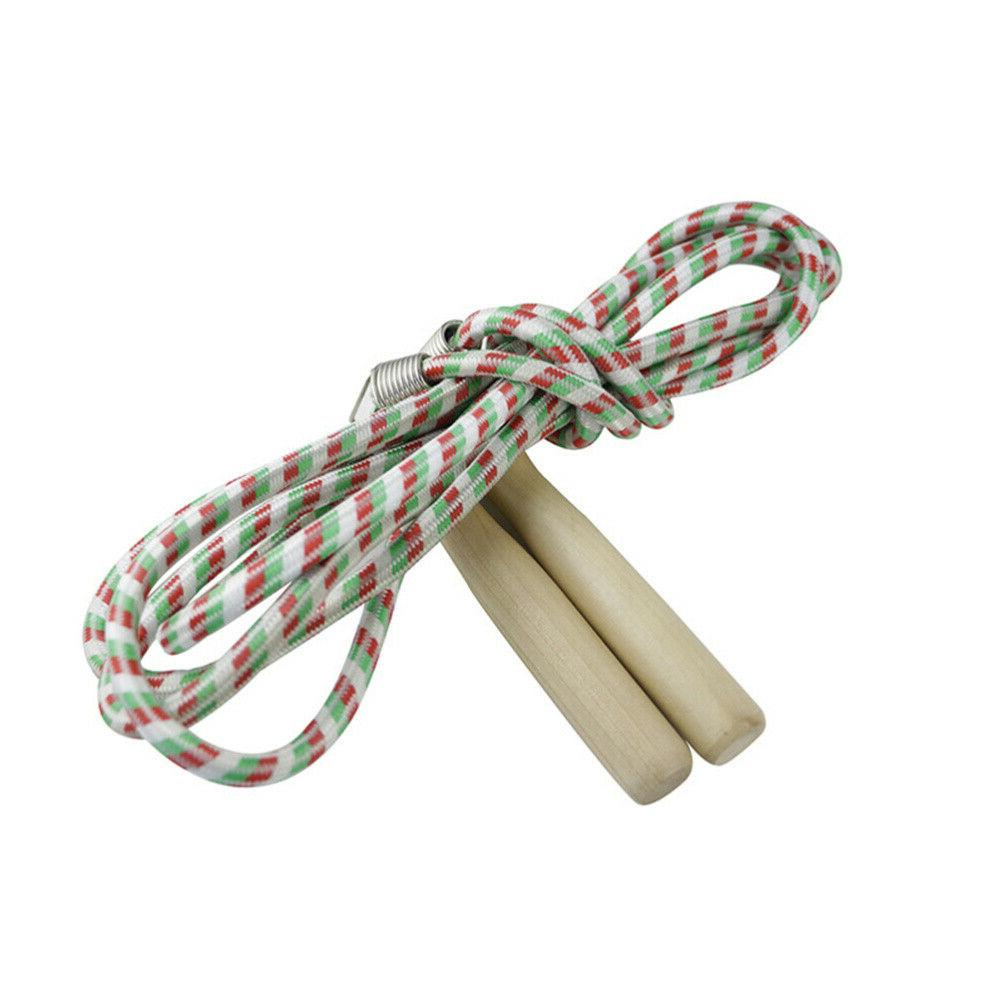 1 Pc Jump Rope Portable Weaving Cotton Sports Accessories fo