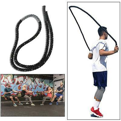 3m Heavy Duty Battle Rope - Exercise Fitness Undulation Rope