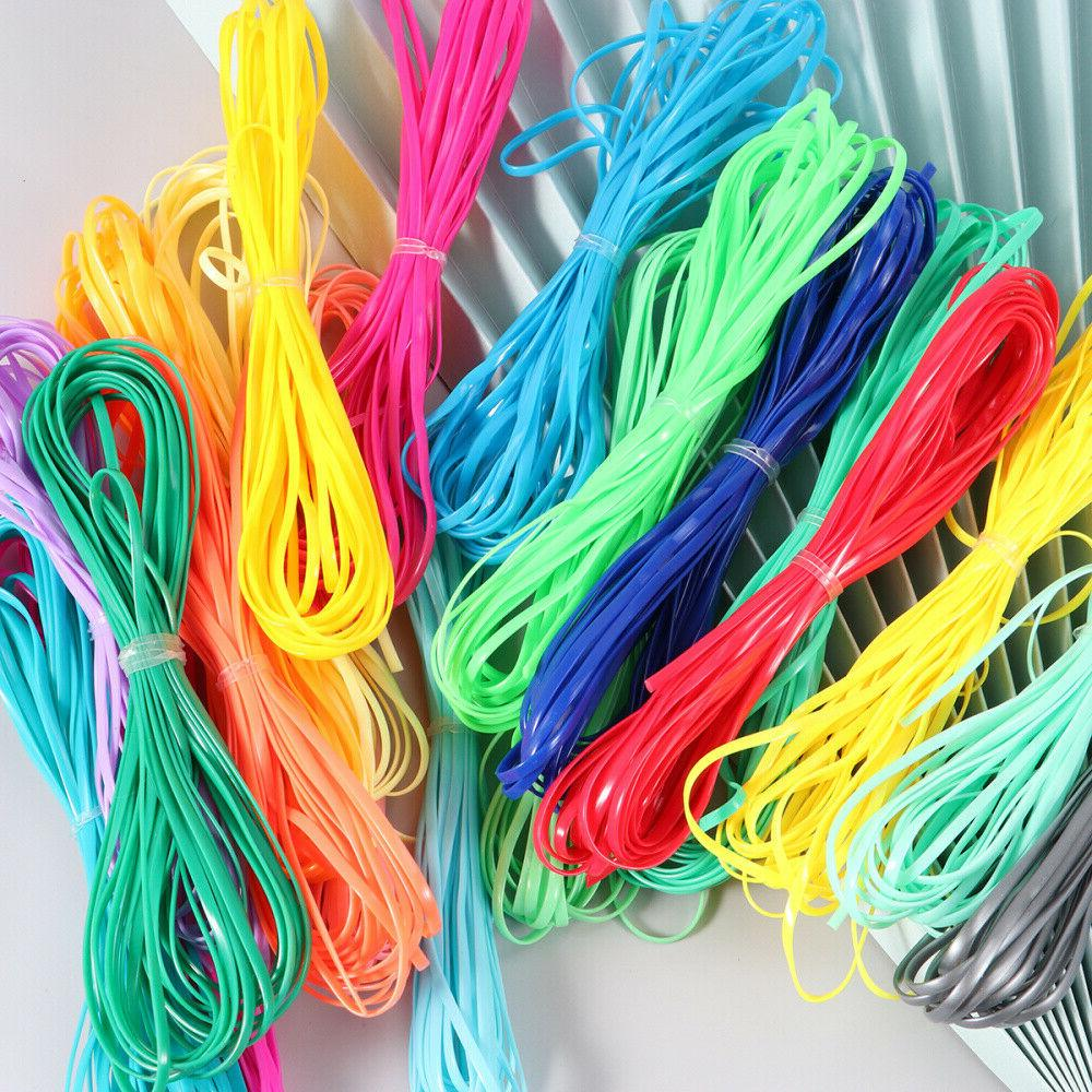 20pcs Colorful Braided Ropes