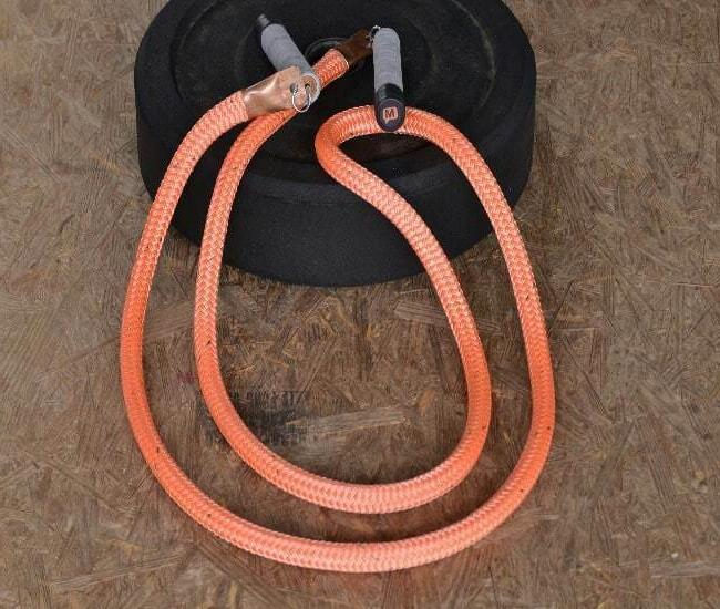 bull rope heavy jump rope by mute