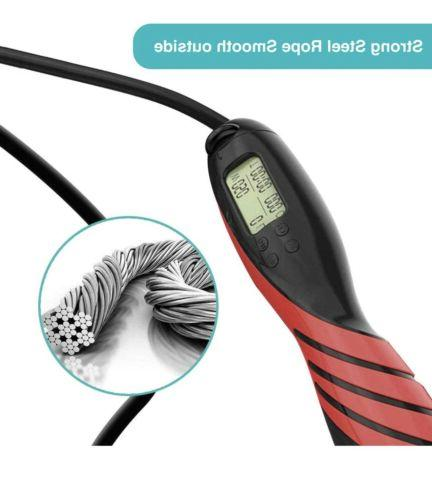 Calorie Counting Rope Alarm Fitness Home
