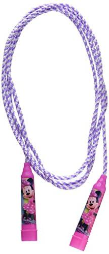 Amscan Disney Minnie Mouse Pink Jump Rope Birthday Party Act