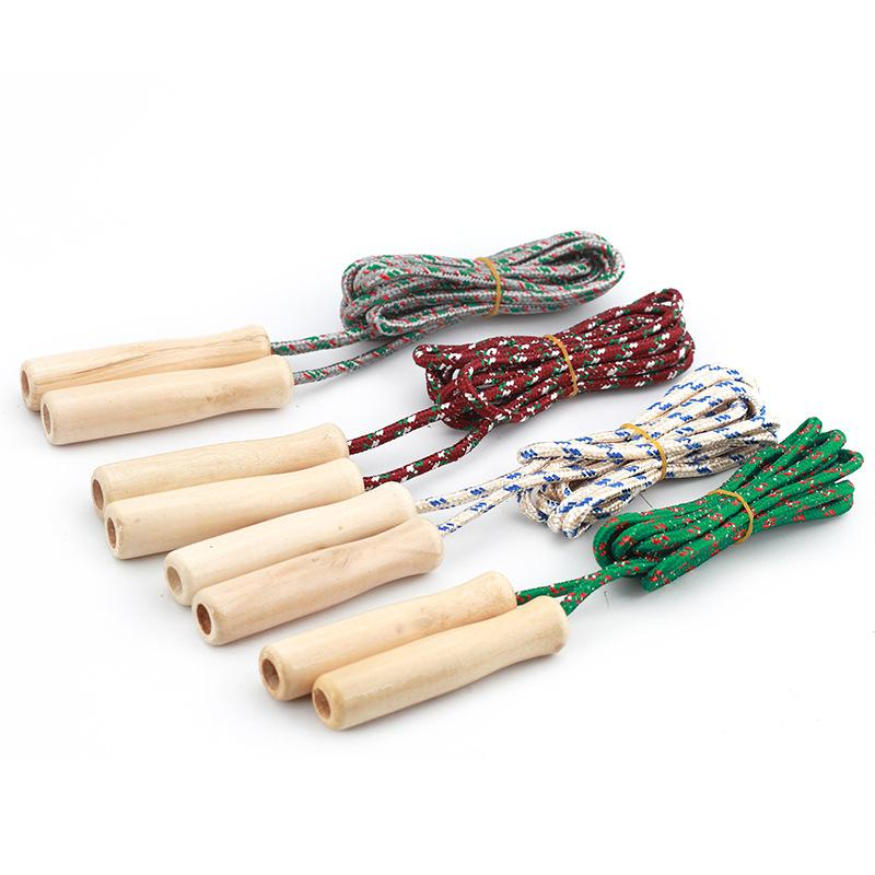 Economy Jump Rope Kid Schools Sport Ropes Lose Weight