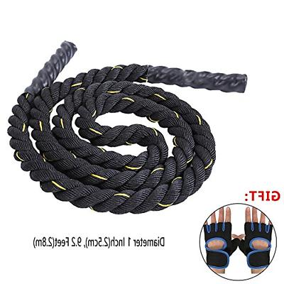 AUTUWT Skipping Workout Ropes Men